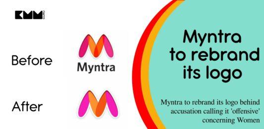 Myntra new logo